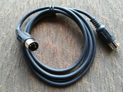 Cable MIDI 5 PIN 1,5m. NUEVO