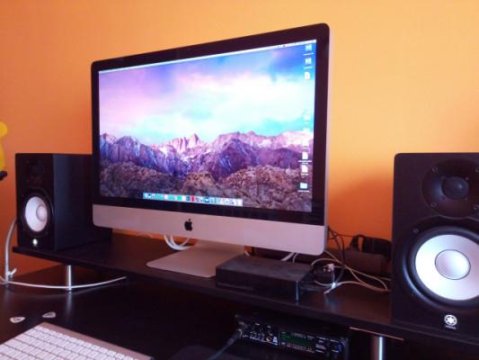 "Apple iMac 27"" 2010"