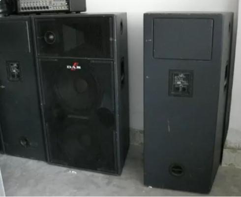 2 Parejas DAS RF 215