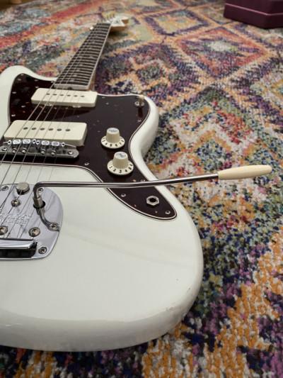 2016 Fender Jazzmaster American Vintage 65 Olympic White