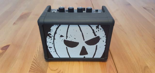 Amplificador portátil BLACKSTAR FLY 3 BT HELLOWEEN