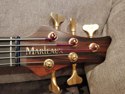 Marleaux Consat Custom 5 Peartree