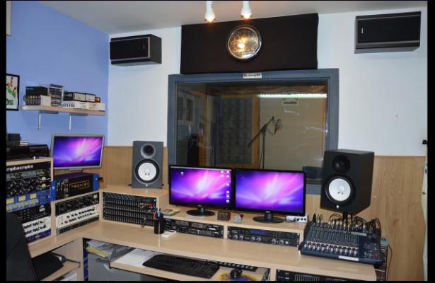 Traspaso  estudio de grabación en Madrid