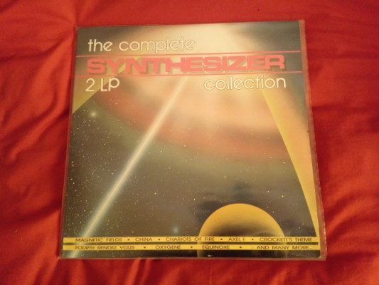 The Complete Synthesizer Collection (Gatefold) NM
