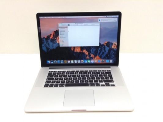 "MacBook Pro 15"" RETINA Core i7 16 GB Final 2015"