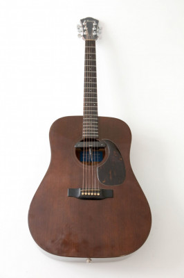 Guitarra Acustica Suzuki Vintage Años 70's Electroacustica