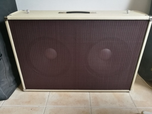 Pantalla artesana replica Fender 1962 (2x15)