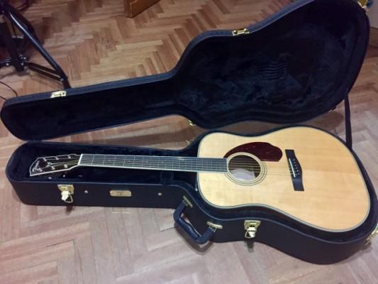 Vendo Guitarra Acústica Fender Paramount