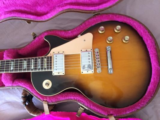 Gibson Les Paul Standard tobacco sunburst 1992