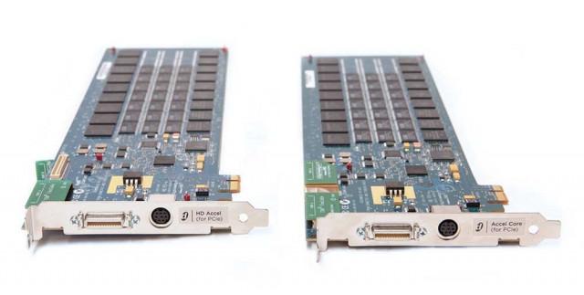 DIGIDESIGN HD2-CORE Y ACCEL PCIE
