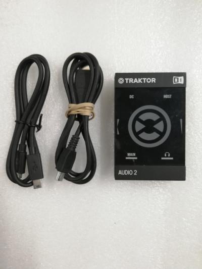 Traktor audio 2 MK2