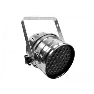 FOCO LED PAR 64 RGB CON 36 X 3W LED QUARkPRO