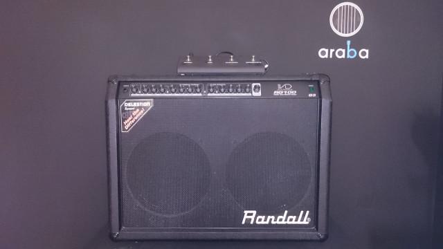 Amplificador Guitarra Randall Rg-100 G3