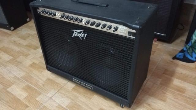 amplificador Peavey usa