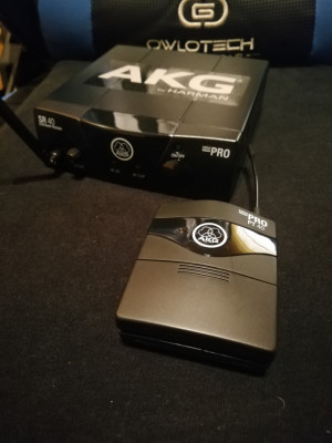 AKG wsm 40 Pro mini