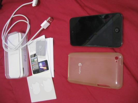 Ipod Touch 32 Gb 4ª Generación (el primero con cámara)