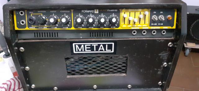 Amplificador Zoom aidean engineering