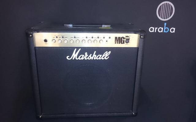 Amplificador Guitarra Marshall Mg-100