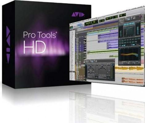 AVID Pro Tools HD 12/11/10 por registar NOVA