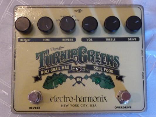 EHX Turnip Greens