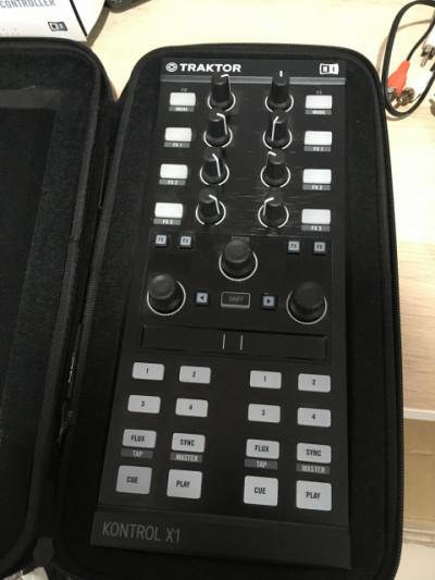 Traktor x1 mk2 y audio 2 mk2