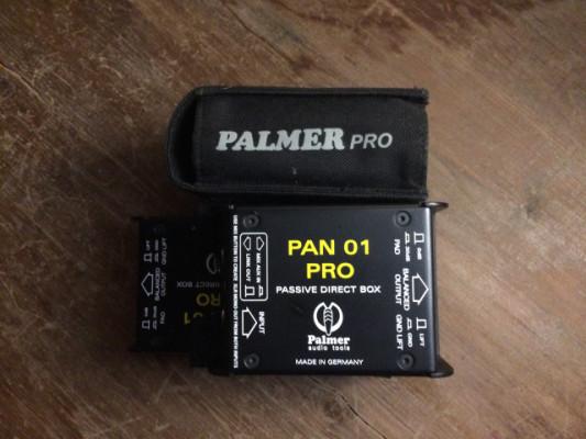 DI BOX Palmer PAN 01 Pro