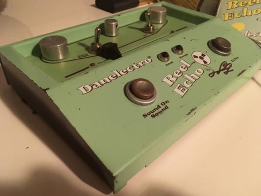 Vendo Danelectro Reel Echo DTE-1