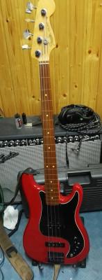 Guitarras, bajos pedales