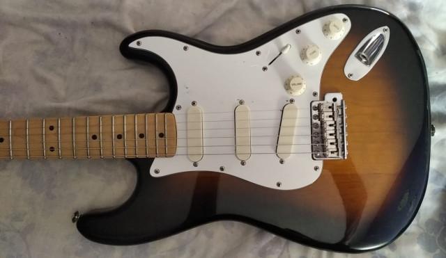 Guitarra Fenix strat