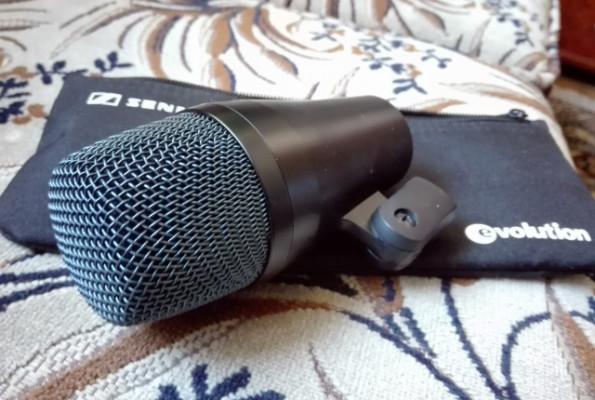 Micrófono bombo Sennheiser e902