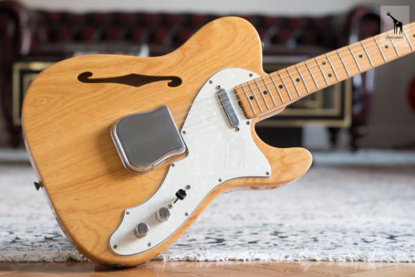 1968 Fender Thinline Natural