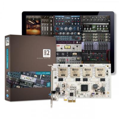UAD-2 Quad Core PCIe