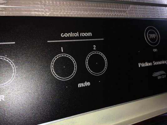 Sumador pasivo con Modulo Master activo completamente balanceado y Control Room