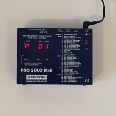 Kenton Pro Solo Mk2 (reserved)