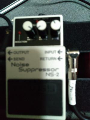 Noise supressor - Boss NS-2