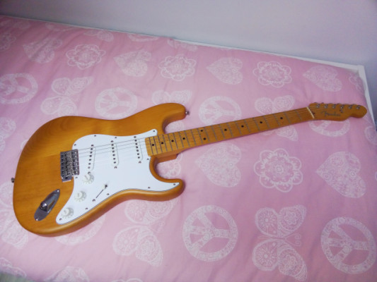 Fender Custom Shop order Japan Tommy Bolin Signature de 2011