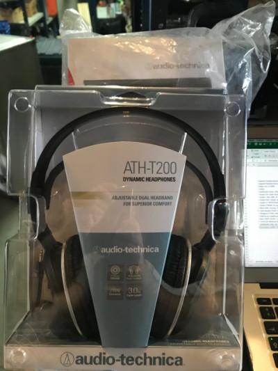 Auriculares AUDIO TECHNICA ATH-T200