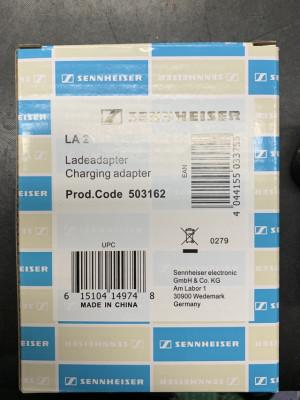 Soporte (LA2) para cargador de micro inalámbrico SENNHEISER
