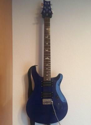PRS 25th Anniversary SE Custom 24 Royal Blue