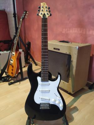 Guitarra Samick Signature Series Greg Bennett, modelo Malibú MB-1