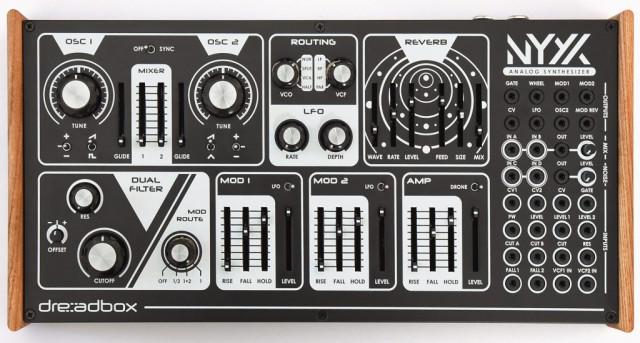 Busco Dreadbox Nyx v2, The NDLR o Behringer K-2