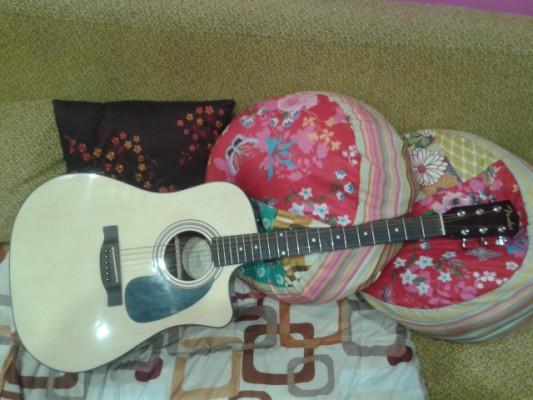 Fender Cd-60 natural