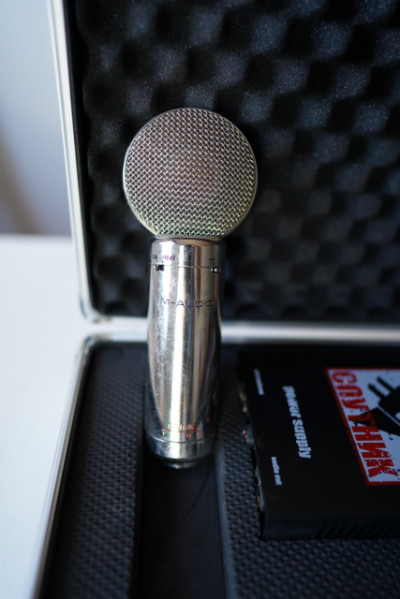 Micrófono Sputink M-Audio