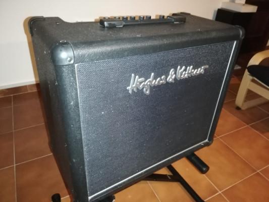 Amplificador de guitarra Hughes&Kettner 25 aniversario 20 w a Valvulas
