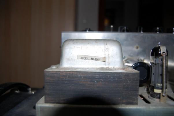 SOLO VENTA 1500 euros VOX AC30 1974-75