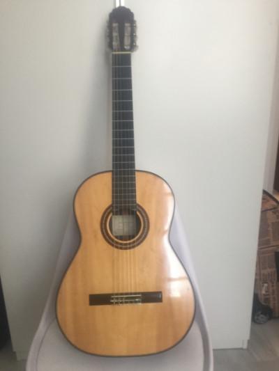 Guitarra Clásica, del constructor Henner Hagenlocher