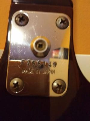 Ibanez 2254 sg cherry 1974