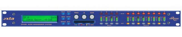 Procesador digital XTA DP-426