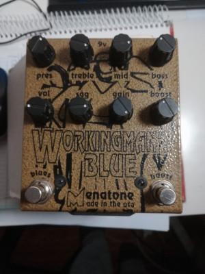 Menatone Workingman Blue