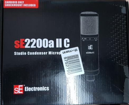 Micrófono SE 2200a II C